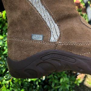 Merrell Shoes - Merrell Waterproof Boots (little kid 13.5)